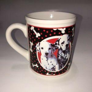 "Disney 101 Dalmatians Coffee Mug 3 3/4"" Lucky Spot"